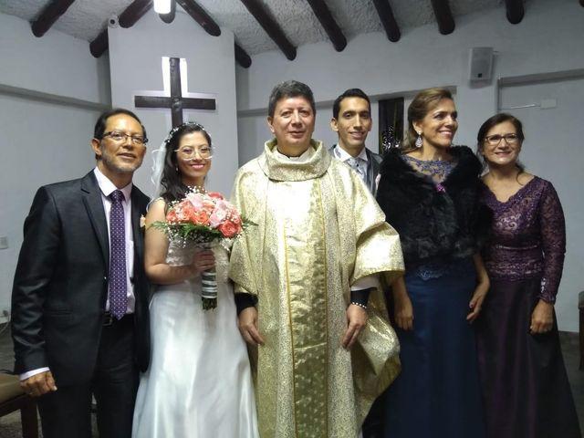 El matrimonio de José y Paula  en Bogotá, Bogotá DC 6