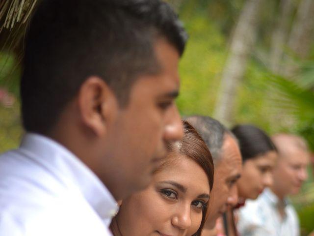 El matrimonio de Bernardo y Diana en Santa Marta, Magdalena 8