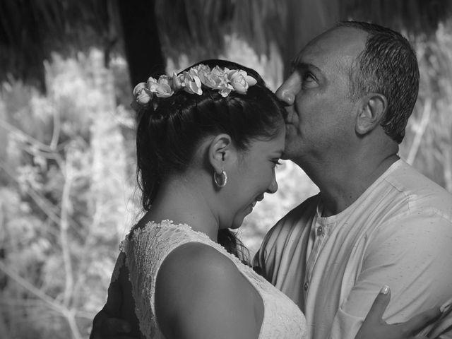 El matrimonio de Bernardo y Diana en Santa Marta, Magdalena 11