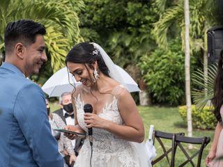 El matrimonio de Grisel y Francisco 3