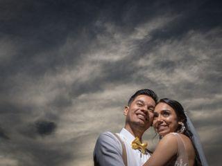 El matrimonio de Grisel y Francisco