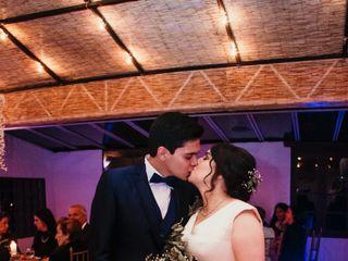 El matrimonio de Daniela  y Juan José  2