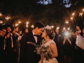 El matrimonio de Daniela  y Juan José