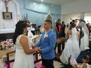 El matrimonio de Wilmer y Sandra 3
