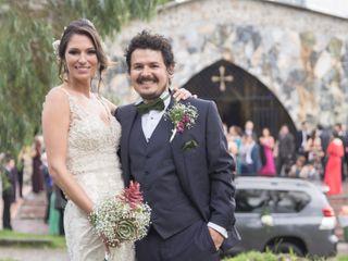 El matrimonio de Camila   y Victor
