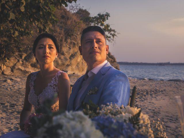 El matrimonio de Pilar y Jorge