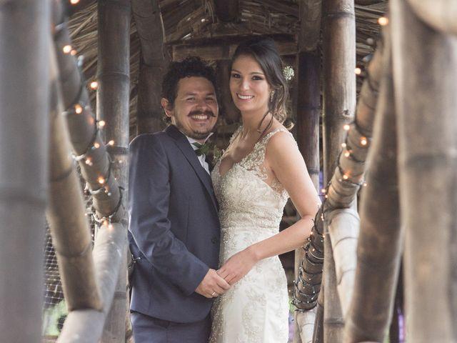 El matrimonio de Victor   y Camila   en Manizales, Caldas 1