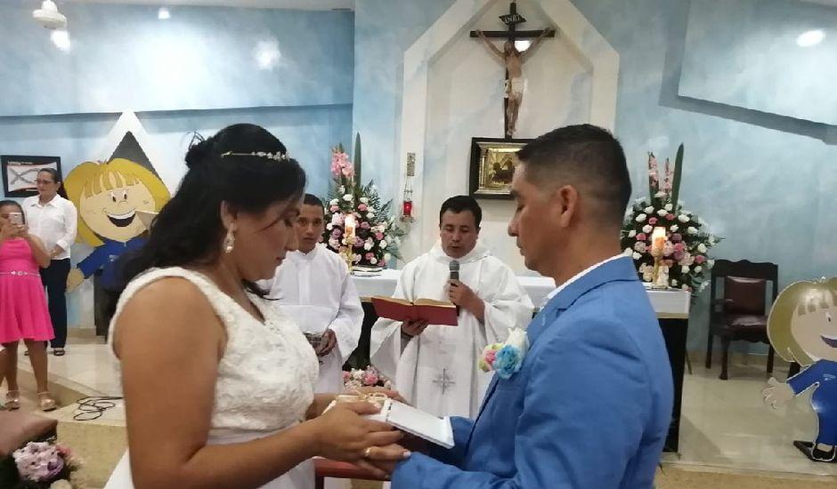 El matrimonio de Sandra y Wilmer en Yopal, Casanare