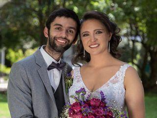 El matrimonio de Diana y Ivan