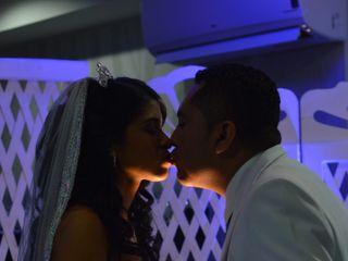 El matrimonio de Faisuris y Orlando 1