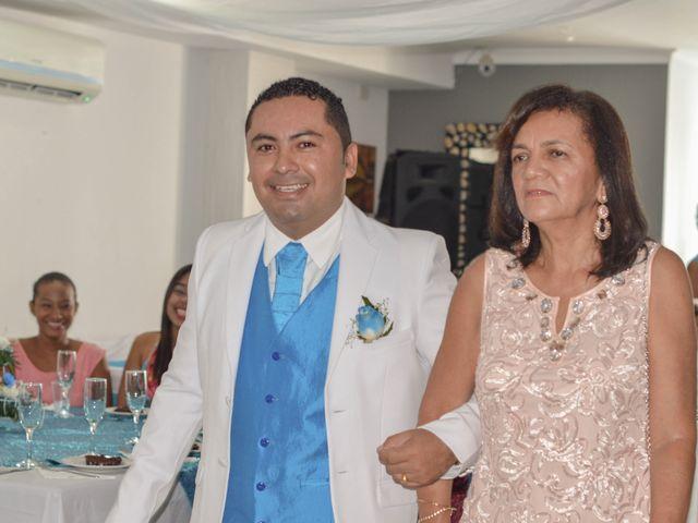 El matrimonio de Orlando y Faisuris en Cartagena, Bolívar 5