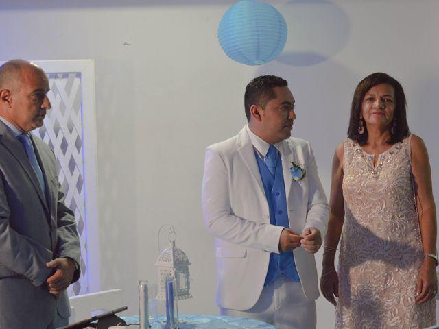 El matrimonio de Orlando y Faisuris en Cartagena, Bolívar 6