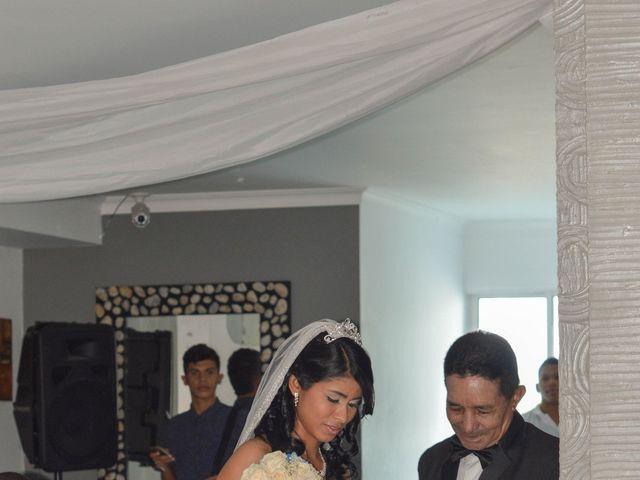 El matrimonio de Orlando y Faisuris en Cartagena, Bolívar 7