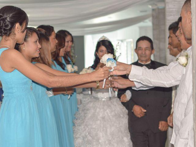 El matrimonio de Orlando y Faisuris en Cartagena, Bolívar 8