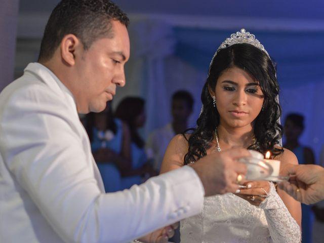 El matrimonio de Orlando y Faisuris en Cartagena, Bolívar 9