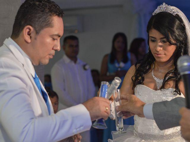 El matrimonio de Orlando y Faisuris en Cartagena, Bolívar 10