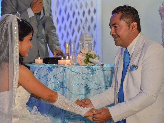 El matrimonio de Orlando y Faisuris en Cartagena, Bolívar 12