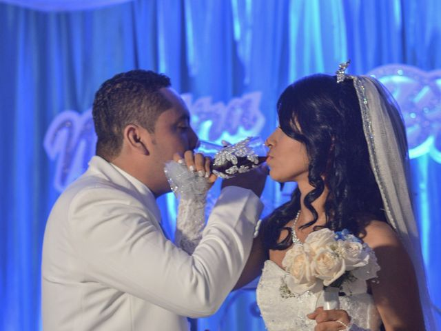 El matrimonio de Orlando y Faisuris en Cartagena, Bolívar 15