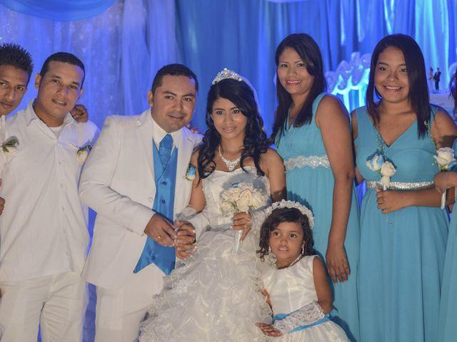 El matrimonio de Orlando y Faisuris en Cartagena, Bolívar 17