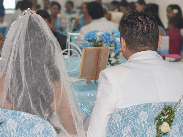 El matrimonio de Orlando y Faisuris en Cartagena, Bolívar 18