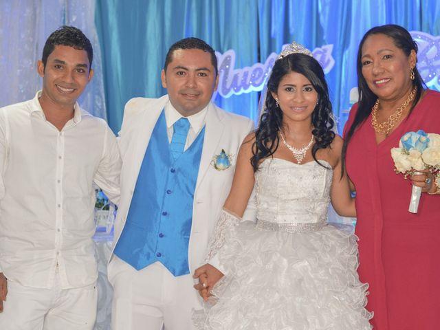 El matrimonio de Orlando y Faisuris en Cartagena, Bolívar 20