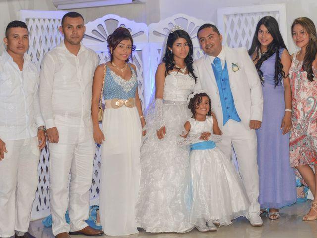 El matrimonio de Orlando y Faisuris en Cartagena, Bolívar 21