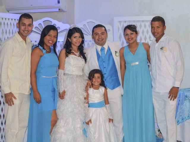 El matrimonio de Orlando y Faisuris en Cartagena, Bolívar 22