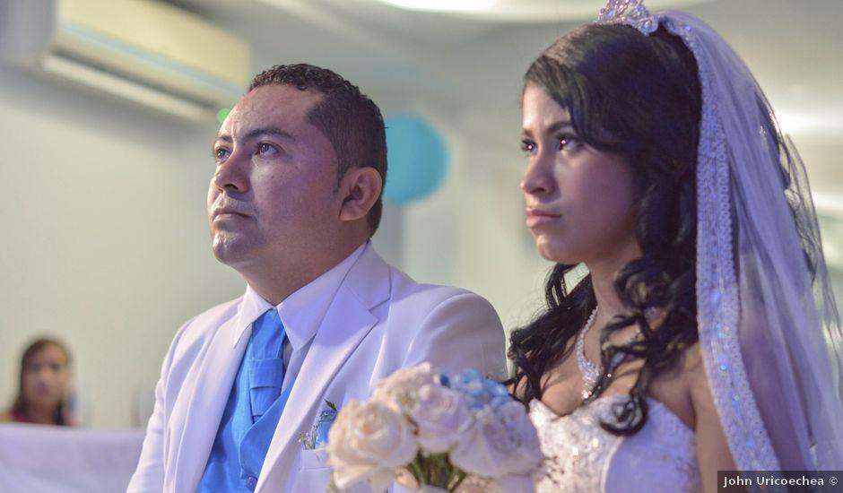 El matrimonio de Orlando y Faisuris en Cartagena, Bolívar