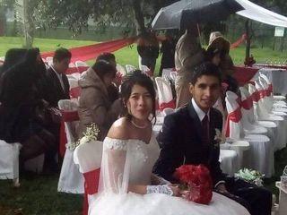 El matrimonio de Natalia  y Nelson Yair  2