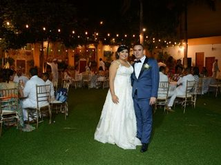 El matrimonio de Eric y Alexa 1