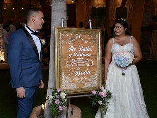 El matrimonio de Eric y Alexa