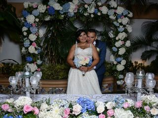 El matrimonio de Eric y Alexa 3
