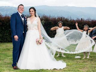 El matrimonio de Jesús y Alejandra 1