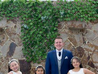 El matrimonio de Jesús y Alejandra 2