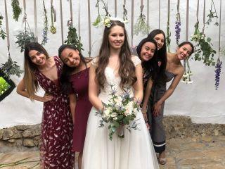 El matrimonio de Sara y José 1