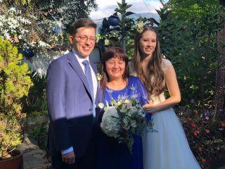 El matrimonio de Sara y José 2
