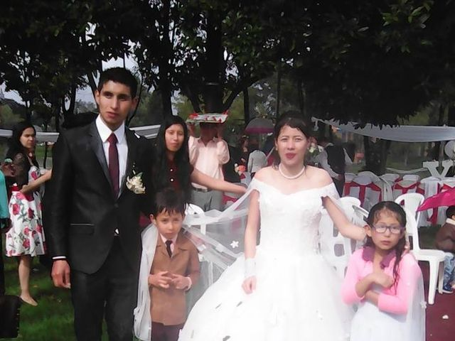 El matrimonio de Nelson Yair  y Natalia  en Bogotá, Bogotá DC 6
