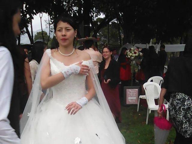 El matrimonio de Nelson Yair  y Natalia  en Bogotá, Bogotá DC 8