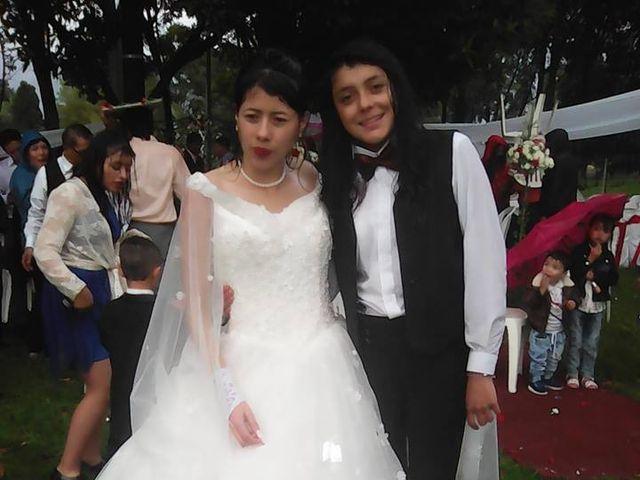 El matrimonio de Nelson Yair  y Natalia  en Bogotá, Bogotá DC 9