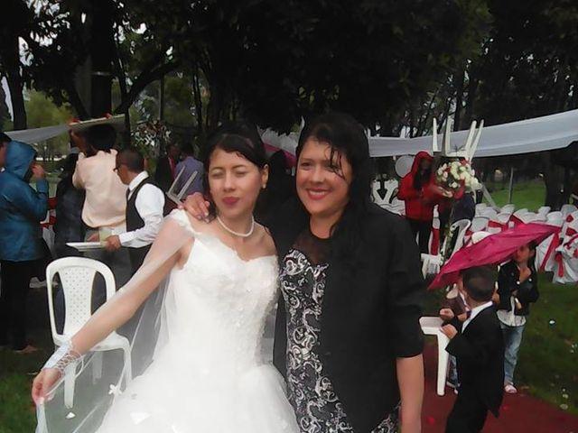 El matrimonio de Nelson Yair  y Natalia  en Bogotá, Bogotá DC 11