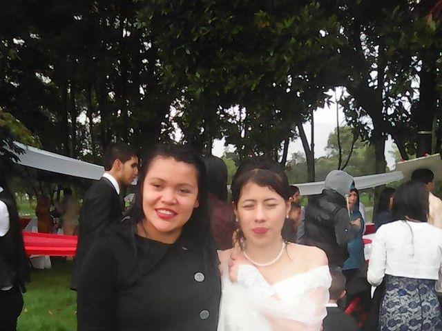 El matrimonio de Nelson Yair  y Natalia  en Bogotá, Bogotá DC 13