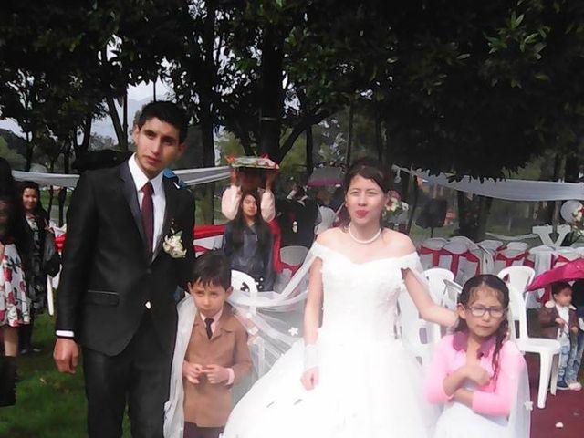 El matrimonio de Nelson Yair  y Natalia  en Bogotá, Bogotá DC 14