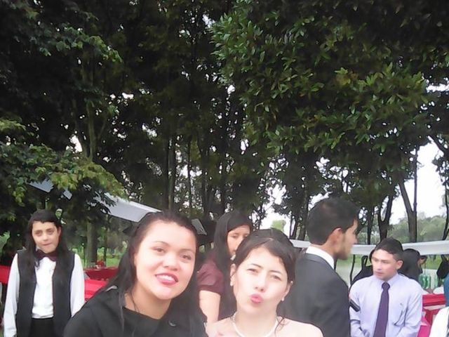 El matrimonio de Nelson Yair  y Natalia  en Bogotá, Bogotá DC 15