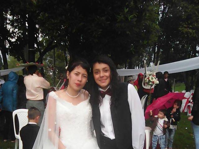 El matrimonio de Nelson Yair  y Natalia  en Bogotá, Bogotá DC 16