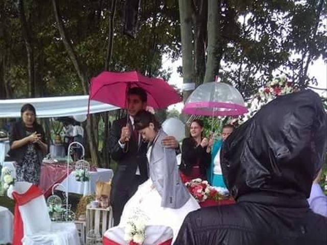 El matrimonio de Nelson Yair  y Natalia  en Bogotá, Bogotá DC 17