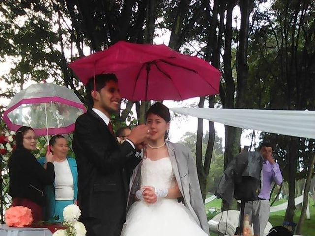 El matrimonio de Nelson Yair  y Natalia  en Bogotá, Bogotá DC 18