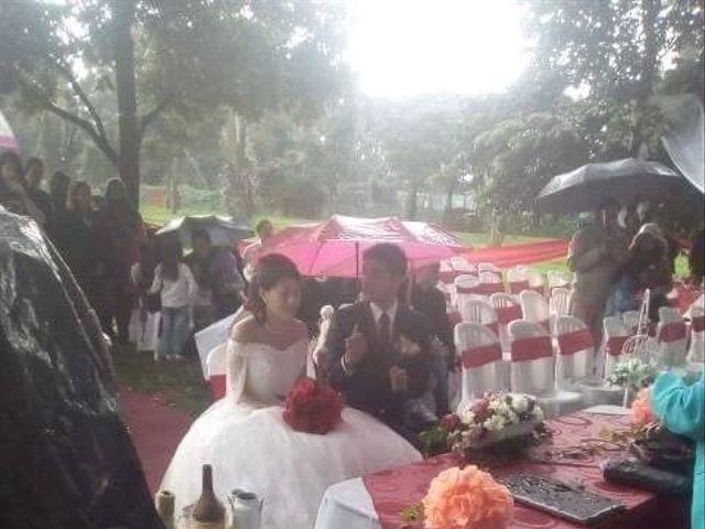 El matrimonio de Nelson Yair  y Natalia  en Bogotá, Bogotá DC 26