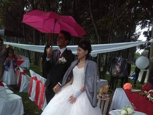El matrimonio de Nelson Yair  y Natalia  en Bogotá, Bogotá DC 28