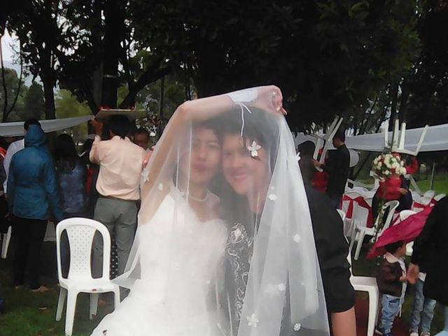 El matrimonio de Nelson Yair  y Natalia  en Bogotá, Bogotá DC 1