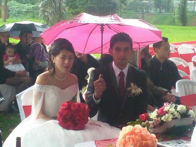El matrimonio de Nelson Yair  y Natalia  en Bogotá, Bogotá DC 36